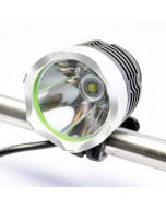 Light Power Bicycle lights/Headlight With Cree XML-T6 Emitter 1200 Lumen 3 Modes Bike light Kit
