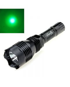 UniqueFire HS-802 Cree Green light Long range Led Flashlight(1*18650)