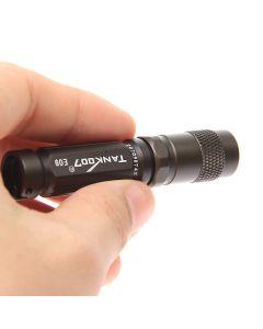 Tank007 E09 Cree XP-E R2 3-Mode LED Flashlight (1 x AAA)