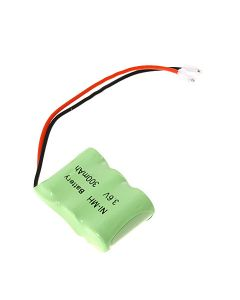 1/2 3A 300mAh 3.6V Ni-MH Rechargeable Battery (3-Pack)