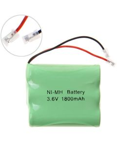 Ni-MH AA 3.6V 1800mAh Battery Pack for Cordless Phone-3 Pcs in One Raw