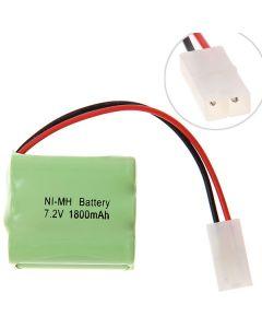 Ni-MH AA 7.2V 1800mAh Battery Pack(6 Pcs a Pack)