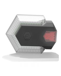 Used for bicycle safety warning bicycle tail light turn signal LED light front and rear