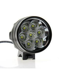 Super Bright 7T6 BIke Light / 7*Cree XM-L T6 Bicycle Light ( Lamp Cap Only )