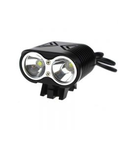Cycling Bicycle Light 2*Cree XM-L2 4 Modes 3000LM Led bike light+ battery Pack + Charger