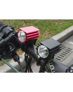 Single L2 Bicycle Lights /Cree XM-L2 4 Mode Max 1200 Lumen LED Bike headlamp(Only Lamp Cap)
