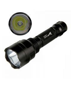 New Ultrafire C8 CREE XP-L V5 3-Mode LED Flashlight Torch(1*18650)