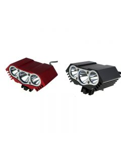 SolarStorm X3 M3 Camping Bike light  with 3*Cree XML-T6 LED 4 Modes