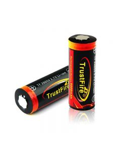 TrustFire TF 26650 3.7V 5000mAh Protected Rechargeable Li-ion Battery(1-Pack)