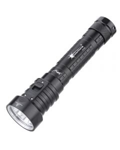 Solarstorm DX4S XM-L U2 3000-Lumen LED Diving Flashlight Torch