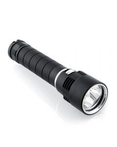 OEM 3*CREE XM-L U2 Underwater Flashlight 4000 Lumen LED Diving Torch(2*26650)