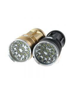 SKYray king 11T6 Flashlights  XM-L T6 LED Flash light Torch Camp Lamp Light(4*18650 battery)