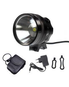 New bike light Cree XHP70 led 3500-Lumens headlamp Bicycle Light Lamp headlight lampe kit