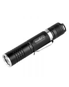 Tank007 K9 CREE XM L2 800LM Small Straight Police Tactical LED Flashlight