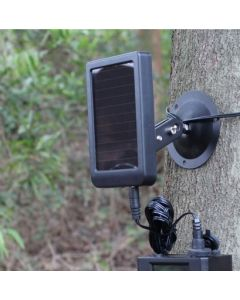 Solar Panel 1500mah 6v Solar with Charger for Hunting trail Camera HC300A HC300M HC550M HC550M HC550G manufacture wholesaler