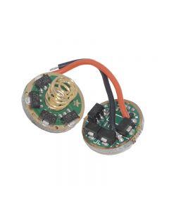 17mm AMC7135 x12 flashlight Circuit Driver Board 4.2A for Cree T6 U3 U2 V3 V5 V6 LED