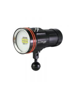 ARCHON D36V-II W42V-II 6000lm Underwater Photographing Video Light Diving Flashlight Torch
