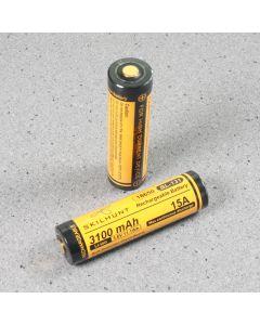 Skilhunt BL-131 3.6V 15A 3100mAh 18650 Protected Battery(1pc)