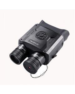 Night Vision Device Binoculars Digital IR Telescope Zoom Optics with 3.4' Screen