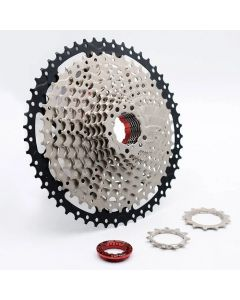 VG Sport 12 Speed 11-50T Cassette MTB Bicycle Freewheel Sprocket Velocidade Mountain Road Bike Steel Flywheel