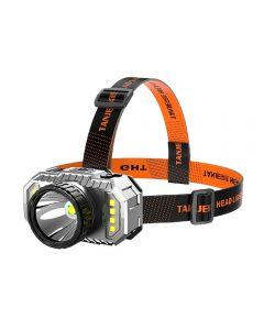 LED Headlamp Strong Light Super Bright Long-Range Rechargeable Night Fishing Headlight