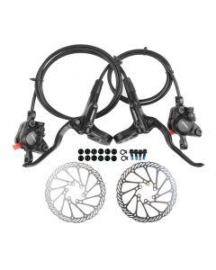 Shimano BR BL MT200 Bicycle Brake MTB Brake Hydraulic Disc Brake 1450/800mm Mountain Clamp Brakes