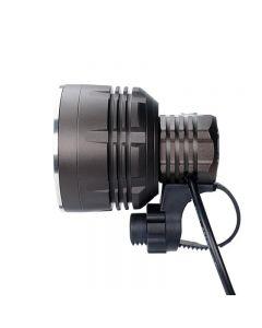 ON THE ROAD MX5 PRO outdoor glare headlight wearable ultra-long endurance P70 bicycle headlight