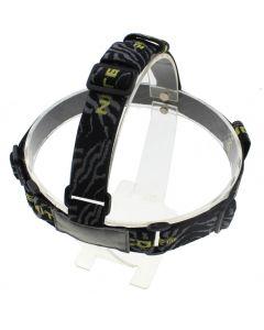 Quality Elastic Nylon Nitecore HB02  headband/ Head Strap