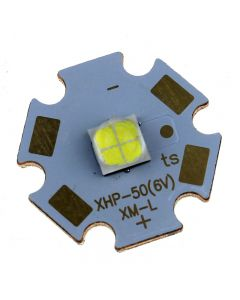 20mm Cree XHP50 N4 6500K 6V LED Emitter Start(with a 20mm copper base)